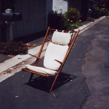 Mid Century Danish Chair- Original in Museum