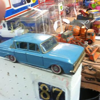 Tin Friction Rambler in Adamstown, PA - Model Cars
