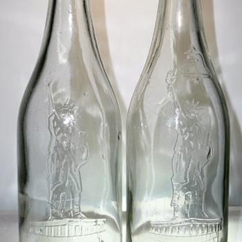 Liberty Bottling Co. / St. Louis, Missouri - Bottles