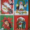1951 King Features Syndicate Christmas Cards