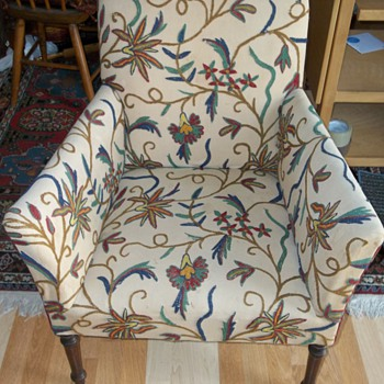 HELP PLEASE!  What style of chair is this?  - Furniture