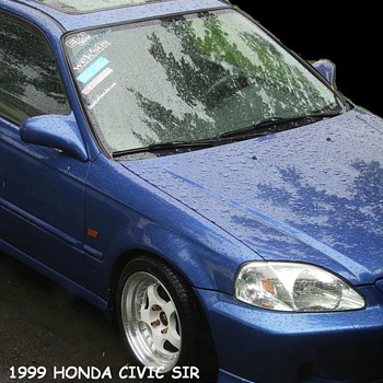 Honda Car Lovers Here - Photographs