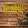 Antique Printing/Sign Marker Kit