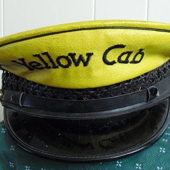 Yellow cab hat - Hats