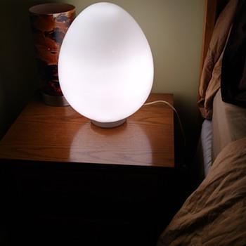 Egg Lamp - Lamps