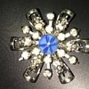 Found another Czech Glass brooch - A star in a star!