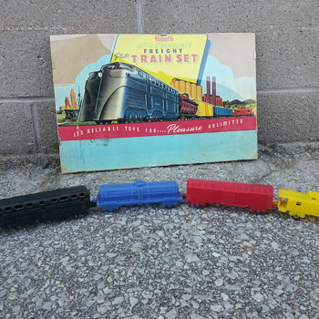Stream-liner Plastic Train . Reliable Toys. Canada - Toys