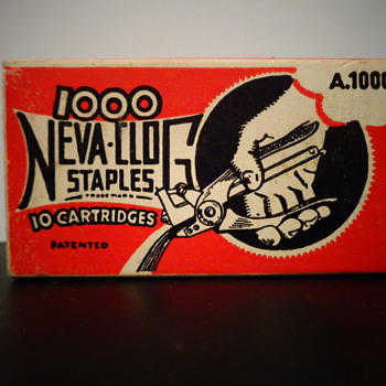 Neva Clog Staples - Tools and Hardware