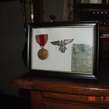 Military Medals - Military and Wartime
