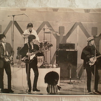 Beatles Photo.. - Music Memorabilia