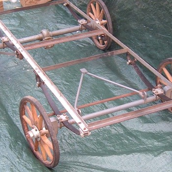 PEDAL, GO CART CAR, TRUCK, CHASSIS, FRAME - Model Cars