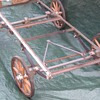 PEDAL, GO CART CAR, TRUCK, CHASSIS, FRAME