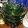 Anchor Hocking Milano Lido Avocado Glass