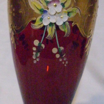 Is this Moser? - Art Glass