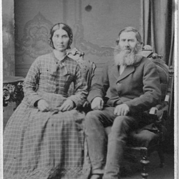 3 rd great Grandparents - Photographs