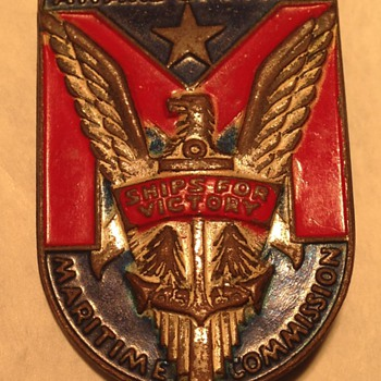 Ships For Victory Award Of Merit - Military and Wartime