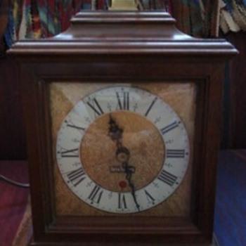 Seth Thomas clock queston - Clocks