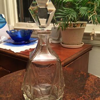 Glass Decanter - Glassware