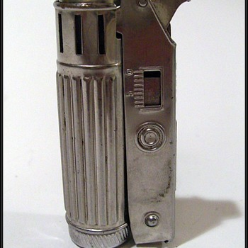 Old Lighter - Trench Lighter or not? - Tobacciana