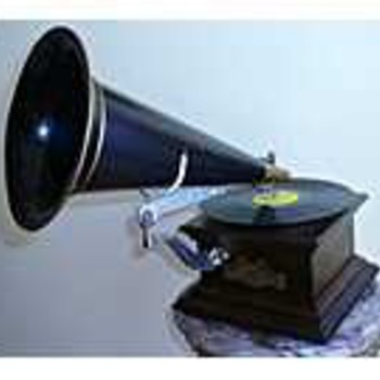 1903 gramophone ''OHIO TALK-O-PHONE'' - Music Memorabilia