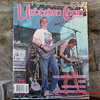From my Grateful Dead Collection is Unbroken Chain Magazine from April/May/June 1996
