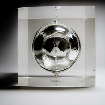 ROHM & HAAS  - Art Glass