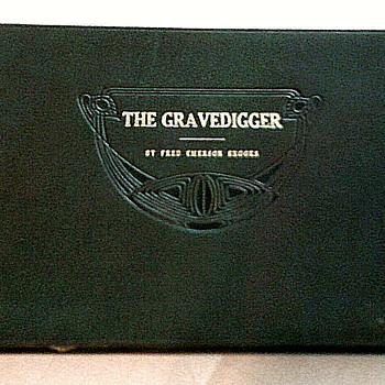 The Gravedigger...Publish by Roycroft.1916 - Arts and Crafts