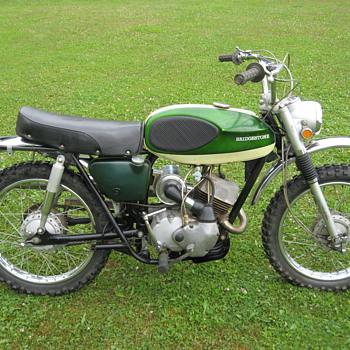 1970 Bridgestone TMX-100 Scrambler - Motorcycles