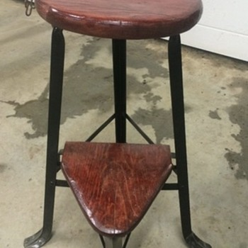 """30's """"footstool"""" redone   - Furniture"""