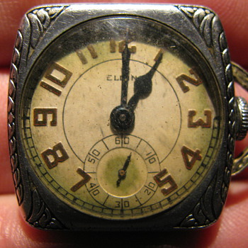 Elgin Ladies pocketwatch ( maybe )? - Pocket Watches