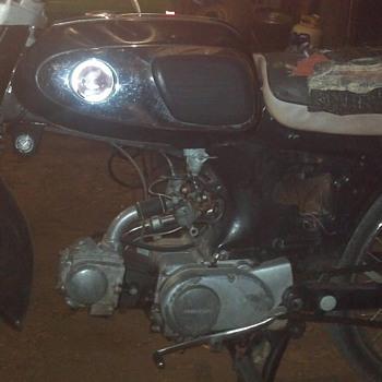 1960s honda  - Motorcycles