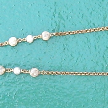 EXTASIA necklace question