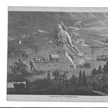 Black and White Book Print - Victorian Era