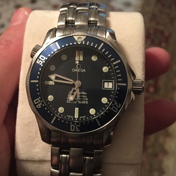 Omega seamaster Watch - Wristwatches