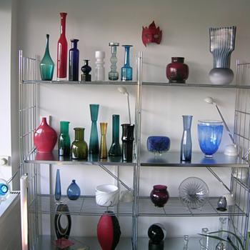 part livingroom - Art Glass
