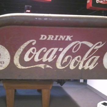 Coca Cola Rack  - Coca-Cola
