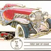 "1988 - ""1935 Duesenberg"" - First Day Issue Stamped Card"