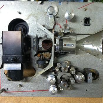 16mm Projector Guts - Cameras