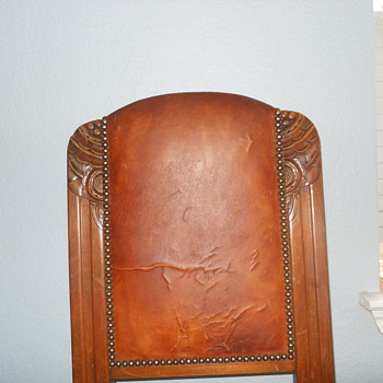 Cool chairs I found on CL - Furniture
