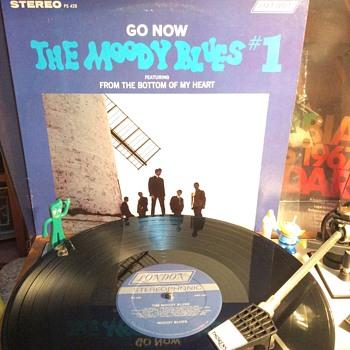 Go Now  - Records