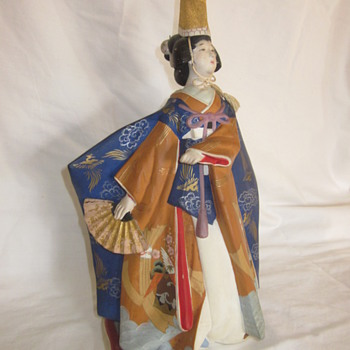 urasaki hakata geisha - Pottery