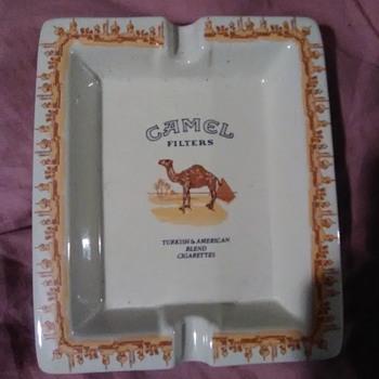 Camel cigarette ashtray 1996 - Tobacciana