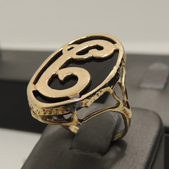 14K Gold Ring - Fine Jewelry