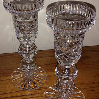 Tipperary Candlesticks - Lamps