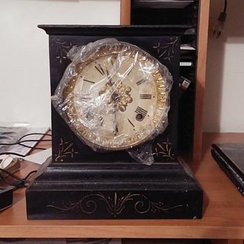 Early Ansonia clock New York clockco USA  - Clocks
