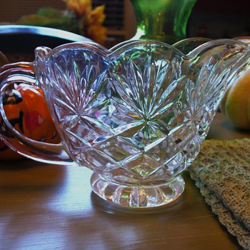 EAPG Creamer - Glassware