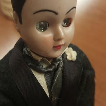 Groomsman doll