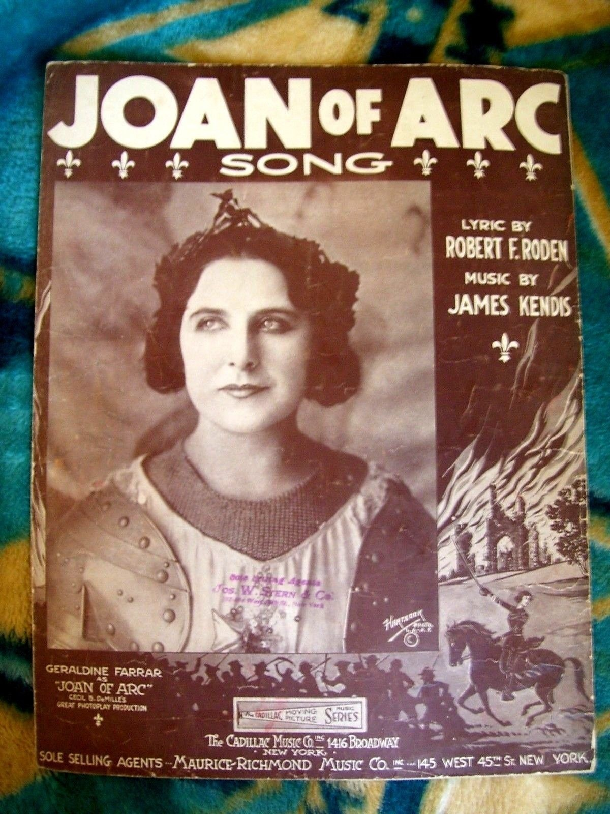 RARE MOVIE MUSIC SHEET MUSIC | Collectors Weekly