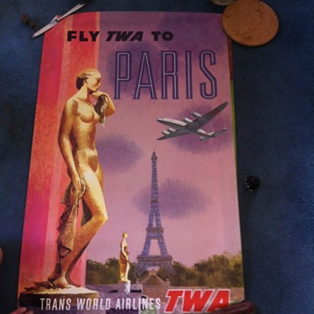 Old airline posters (part 2 of 2) - Posters and Prints