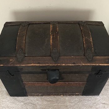 Trunk Wondering age - Furniture